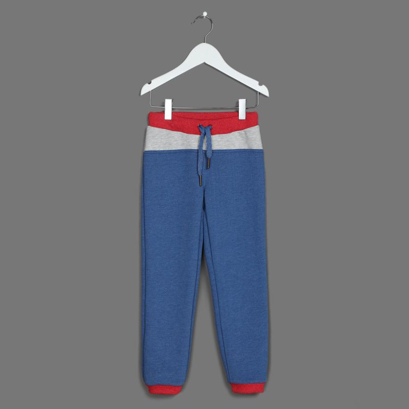 Брюки спортивные для мальчика Ёмаё, цвет: синий. 15-307. Размер 128 брюки джинсы и штанишки ёмаё ползунки для мальчика ватсон 26 290