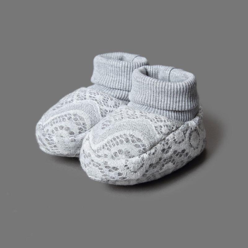 Пинетки Ёмаё, цвет: серый. 30-800. Размер универсальный
