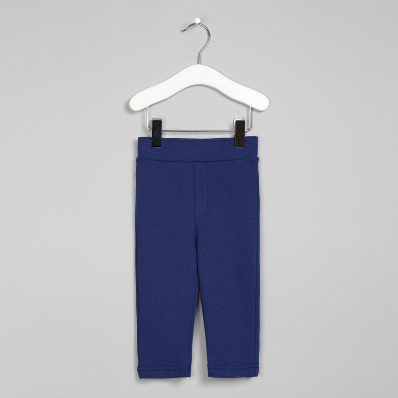 Штанишки Ёмаё, цвет: синий. 26-290. Размер 86 брюки джинсы и штанишки ёмаё ползунки для мальчика ватсон 26 290