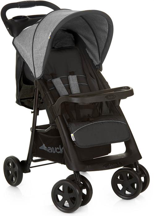 Hauck Коляска прогулочная Shopper Neo II Melange Grey Charcoal коляска 3 в 1 hauck shopper slx trioset stone grey