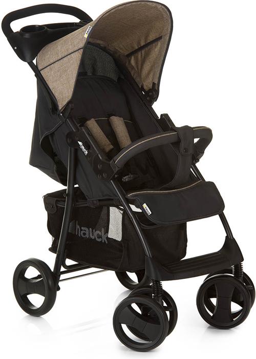 Hauck Коляска 3в1 Shopper SLX Trioset Melange Beige Charcoal - Коляски и аксессуары - Коляски