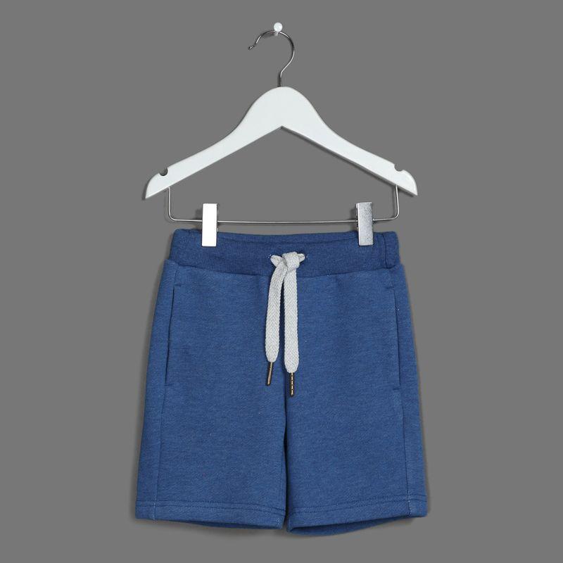 Шорты для мальчика Ёмаё, цвет: синий. 21-300. Размер 10421-300Шорты от Ёмаё из коллекции Городские сумасшедшие.