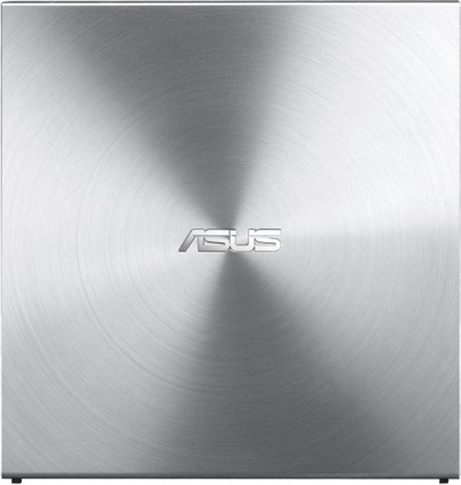 ASUS SDRW-08U5S-U, Silver внешний привод DVD-RWSDRW-08U5S-U/SIL/G/ASОптический привод, выполненный в стиле ультрабуков
