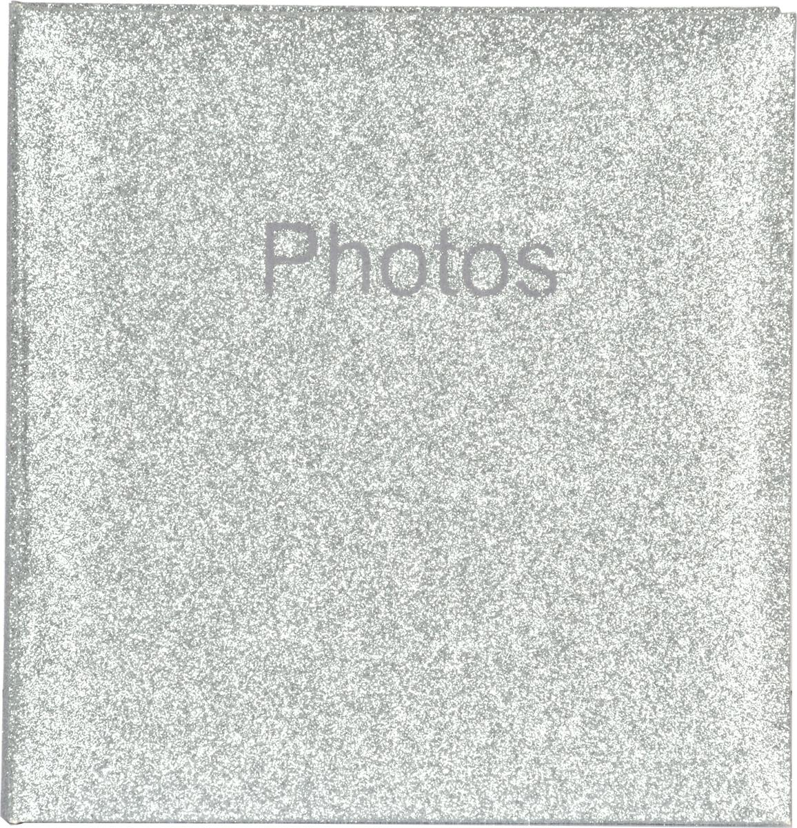 Фотоальбом Innova Glitter silver, 200 фотографий, 10 х 15 смQ4108449M