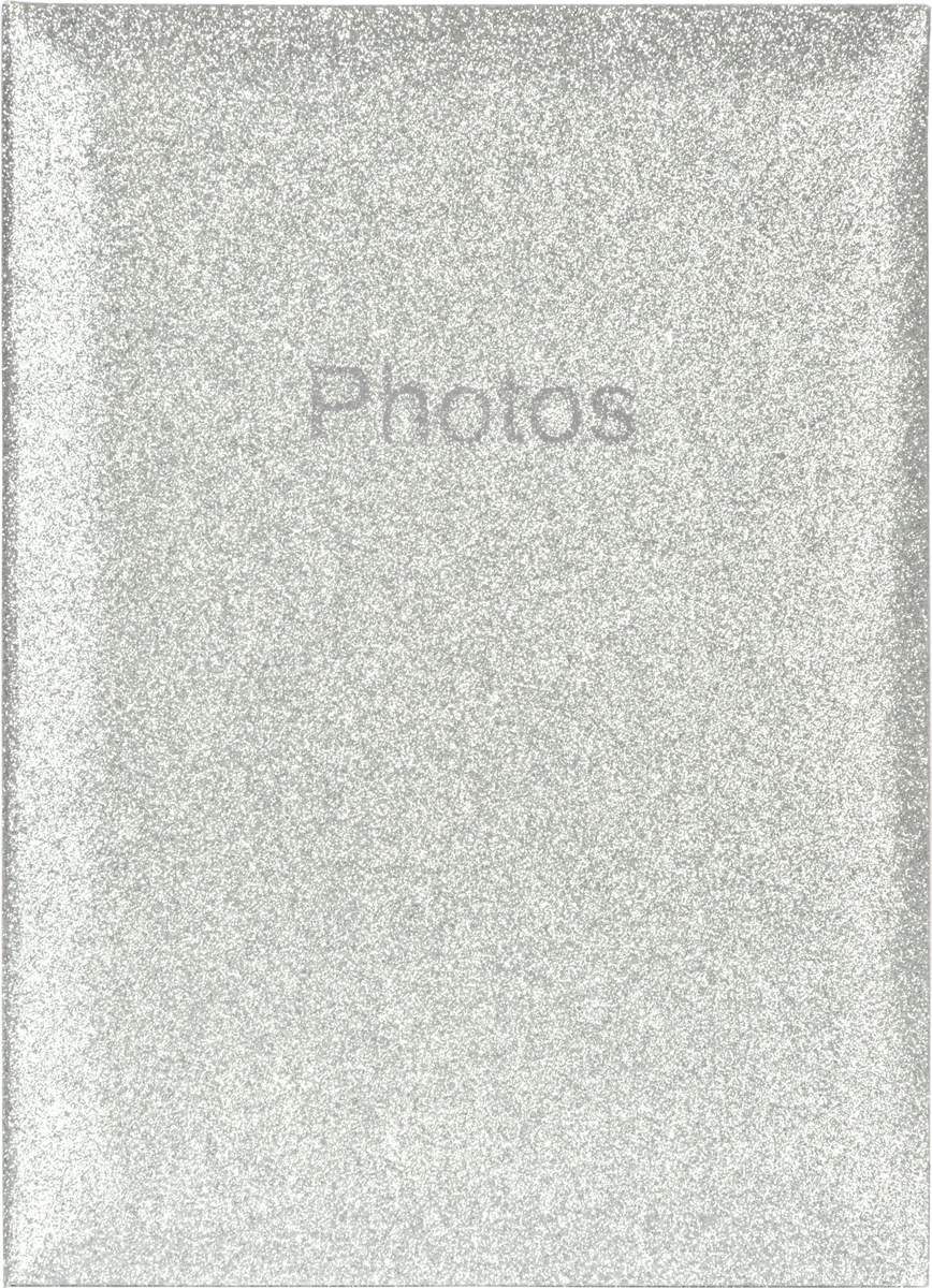 Фотоальбом Innova Glitter silver, 300 фотографий, 10 х 15 смQ4308450Воспоминания - это самое дорогое в любом событии. Приятно порой погрузиться в них, находясь в тёплом семейном кругу. И согласитесь, рассматривать важные моменты на снимках куда лучше, чем просто листать кадры на компьютере или в телефоне. Фотоальбом позволит собрать все ключевые события жизни в одной книге. Время от времени, перелистывая его страницы, вы будете вспоминать моменты, которые запечатлели. Альбом содержит 100 страниц, на каждой из которых размещены 3 кармашка под фото 10 х 15 см.