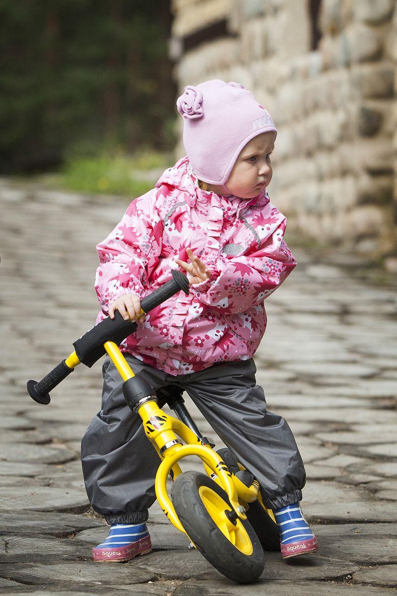Фото - Комплект верхней одежды для девочки Reike, цвет: розовый. 40 688 111_HGH(80) pink. Размер 98, 3 года куртки пальто пуховики coccodrillo куртка для девочки wild at heart