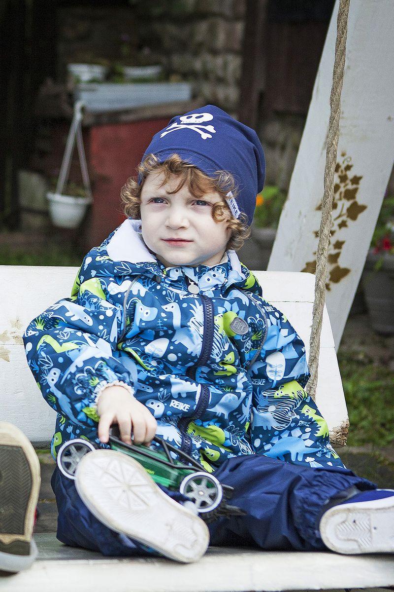 Комплект верхней одежды для мальчика Reike, цвет: темно-синий. 40 201 222_DNS(60) navy. Размер 92, 2 года40 201 222_DNS(60) navy
