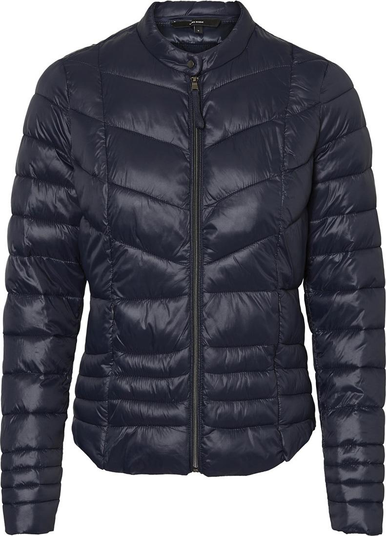 Куртка женская Vero Moda, цвет: синий. 10189401. Размер XS (40) куртка vero moda 10191226 black