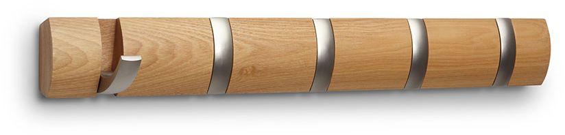 Вешалка навесная Miolla, 5 крючков, 46 х 5,5 см ключницы miolla вешалка ключница угощение
