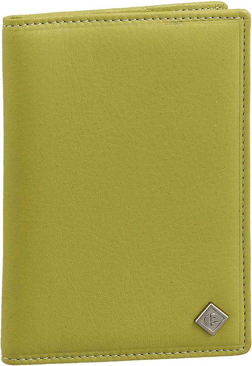 Обложка для паспорта женская Edmins, цвет: зеленый. 13843/1N ML ED green зонты edmins зонт