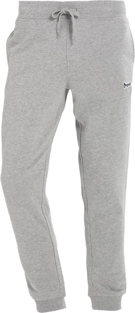 Брюки мужские Jack & Jones, цвет: серый. 12130181. Размер XXL (54)12130181