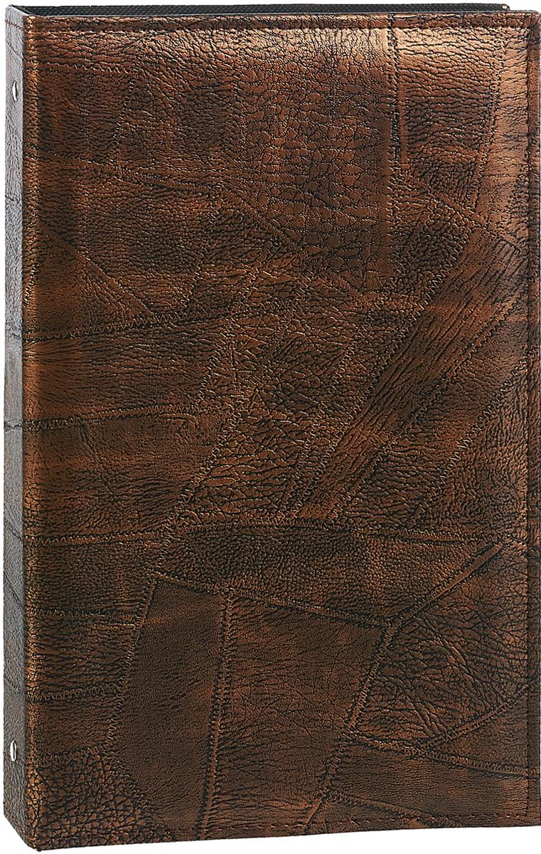 Фотоальбом Brauberg, 150 + 6 фотографий, цвет: золотисто-коричневый, 10 x 15 см фотоальбом 6171