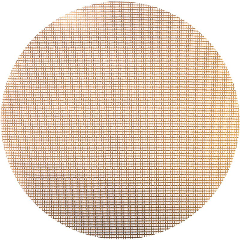 Сетка-решетка для духовки и гриля Гриль-мат №1, цвет: светло-коричневый, диаметр 48 смGM1-roundГриль-мат №1 предназначен для приготовления любых продуктов на углях или в духовке. Сетка изготовлена из стекловолокна с антипригарным покрытием. При необходимости, мат можно подогнать под любой размер ножницами, а также мыть вручную или в посудомоечной машине после использования. Приготавливаемая пища на Гриль-мате №1 не пригорает и не прилипает! Подходит для большинства грилей, мангалов и духовок и освобождает вас от забот по очистке обычной сетки после каждого использования. Предостережения: Не подвергать прямому воздействию огня. Не резать продукты на сетке-решетке.