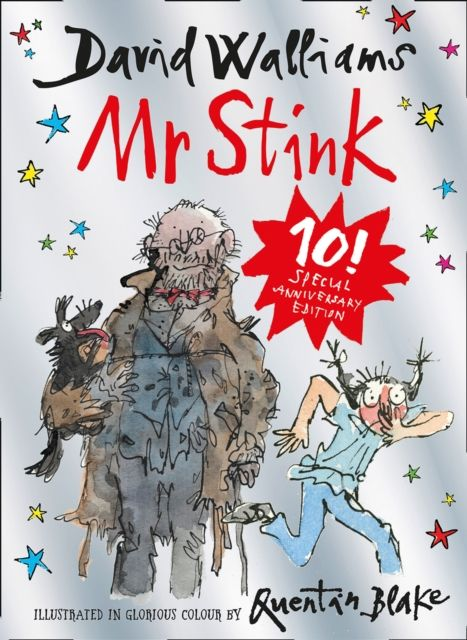 Mr Stink stink and the great guinea pig express