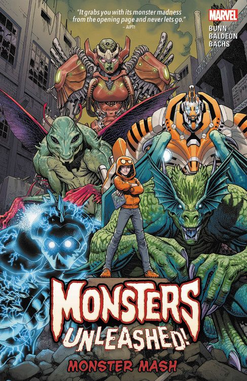 Monsters Unleashed Vol. 1: Monster Mash monsters of folk monsters of folk monsters of folk
