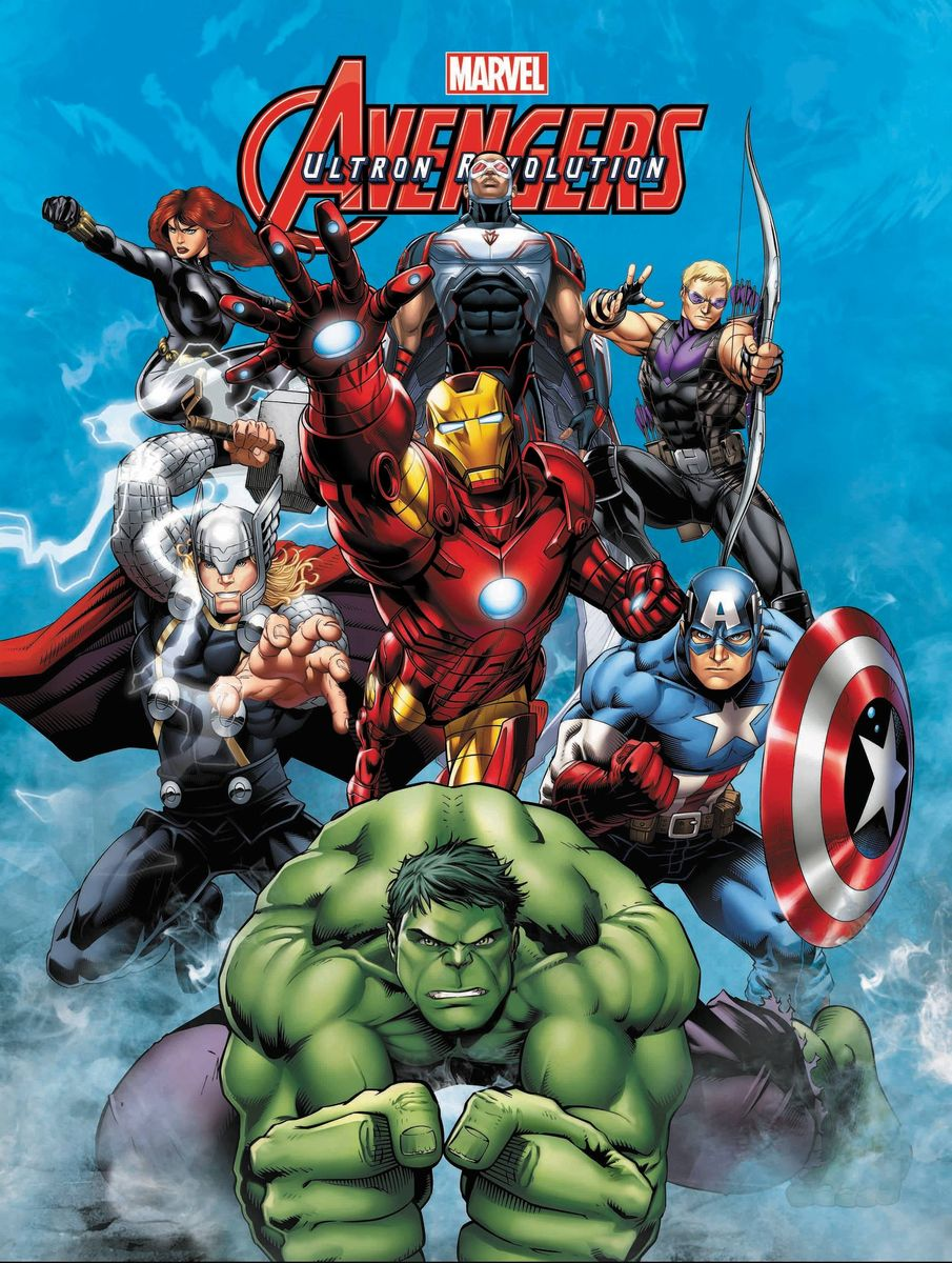 Marvel Universe Avengers: Ultron Revolution Vol. 3 uncanny inhumans volume 1