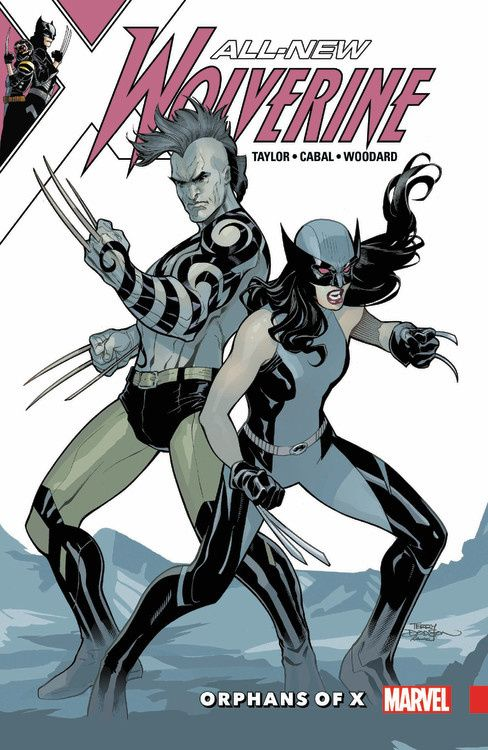 All-New Wolverine Vol. 5: Orphans of X all new wolverine vol 3 enemy of the state ii