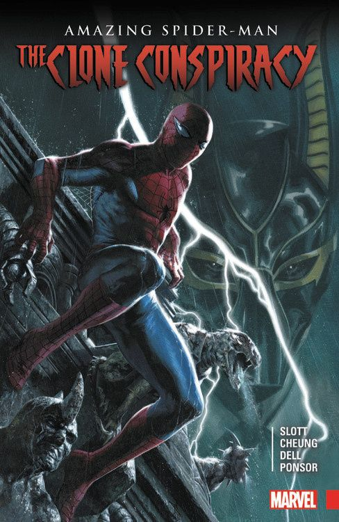 Amazing Spider-Man: The Clone Conspiracy amazing spider man the clone conspiracy