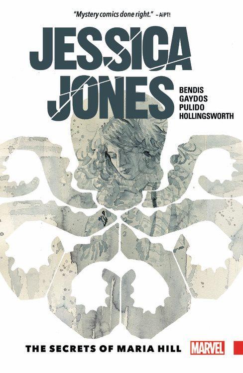 Jessica Jones Vol. 2: The Secrets of Maria Hill jessica jones the pulse