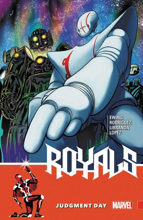Royals Vol. 2: Judgment Day inhuman vol 1