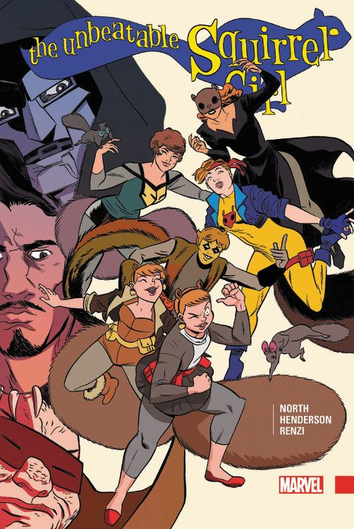 The Unbeatable Squirrel Girl Vol. 3 the squirrel mother