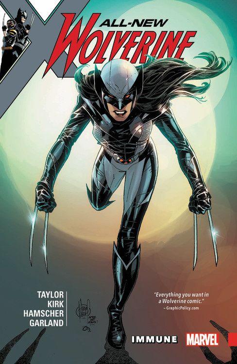 All-New Wolverine Vo...