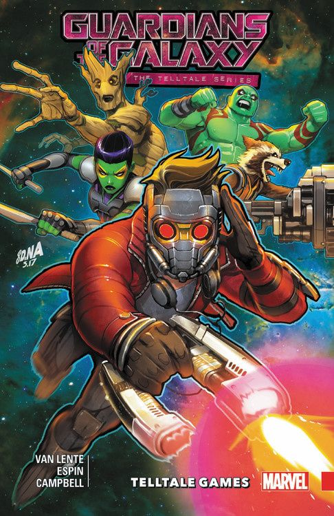 Guardians of the Galaxy: Telltale Games guardians of the galaxy telltale games