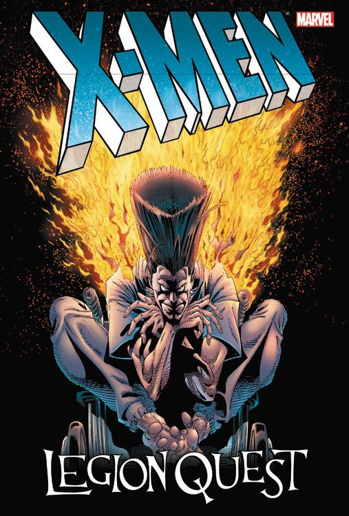 X-Men: Legion - Shadow King Rising new mutants