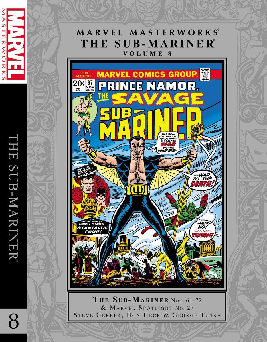 Marvel Masterworks: Sub-Mariner Vol. 8 aspire platinum electronic cigarette kit 2ml atlantis glass atomizer vaporizer bvc cf sub ohm 2000mah battery vape pen hookah