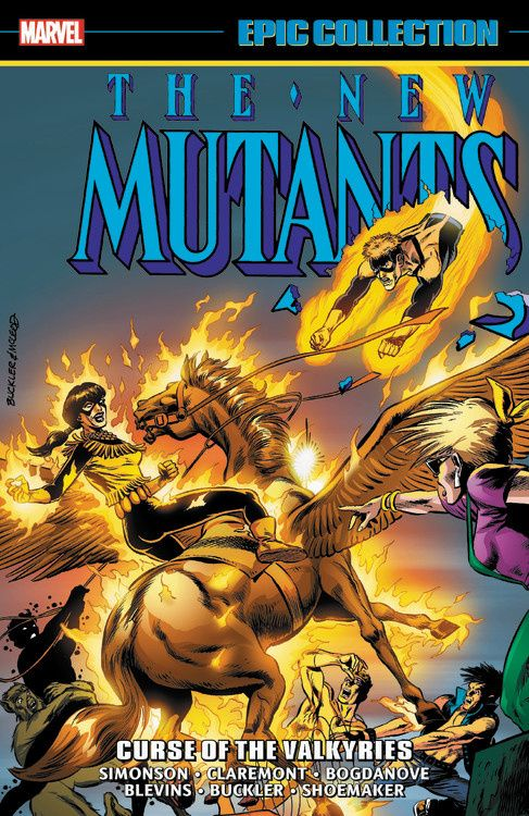 New Mutants Epic Collection: Curse of the Valkyries j newell philip a new harmony the spirit the earth and the human soul