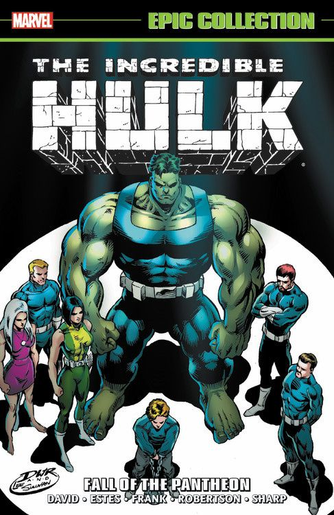 Incredible Hulk Epic Collection: Fall of the Pantheon samson rh600