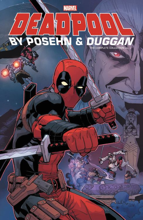 Deadpool by Posehn & Duggan: The Complete Collection Vol. 2 peter brinckerhoff c smart stewardship for nonprofits making the right decision in good times and bad