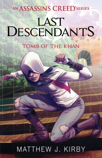 Assassin's Creed 2: Last Descendants: Assassnin's Creed: Tomb of the Khan geometrical pattern tube top and pant two piece outfits