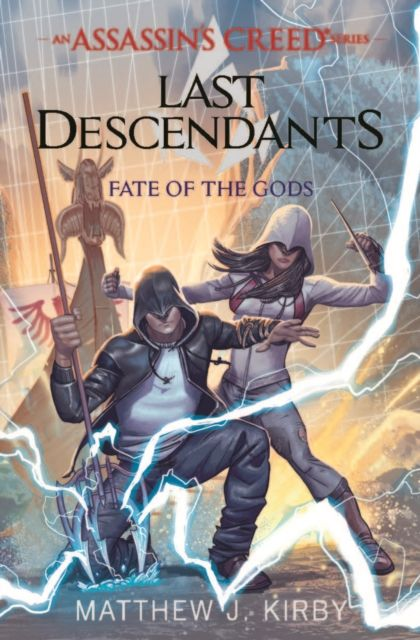 Assassin's Creed 3: Last Descendants: Assassin's Creed: Fate of the Gods