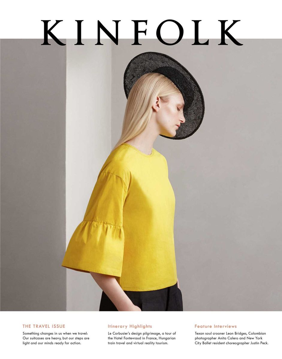 Kinfolk: Volume 20: The Travel Issue
