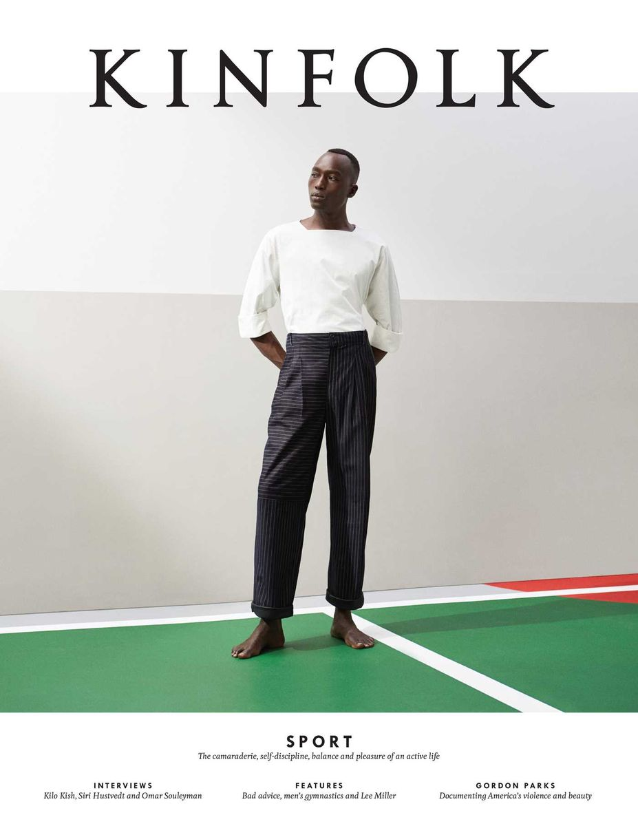Kinfolk: Volume 26 a new lease of death