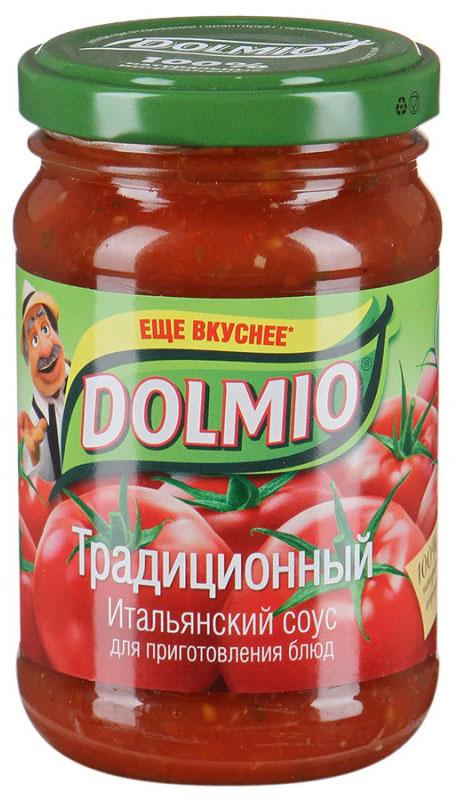 Dolmio Традиционный, томатный соус, 350 г10108040/3285мСпелые томаты и ароматный базилик - сочетание, ставшее классическим в итальянской кухне. А чтобы сделать его насыщенным и многогранным, мы добавили лук и несколько зубчиков чеснока. Попробуй приготовить домашние блюда из мяса и птицы с классическим соусом Dolmio, и твоя кухня станет отправной точкой на пути в Италию.
