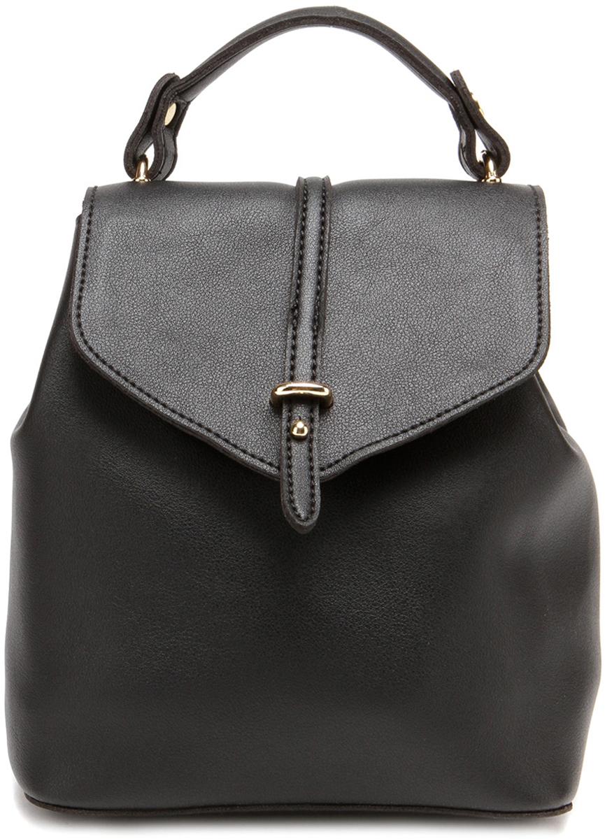 Рюкзак женский DDA, цвет: черный. DDA LB-2009BK