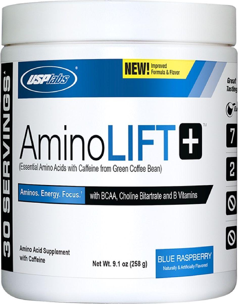Аминокислоты USPlabs Aminolift, ежевика, 258 г ароматизаторы