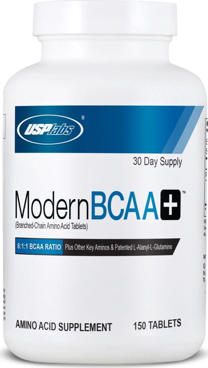 Комплекс аминокислот USPlabs Modern BCAA+, 150 таблеток bcaa 3300