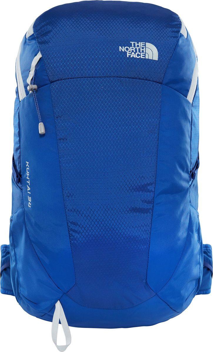 Рюкзак The North Face Kuhtai 34, цвет: ярко-синий. T92ZDM1YE. OS