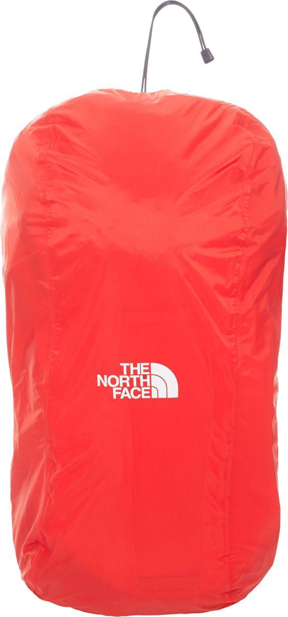 """Чехол для рюкзака The North Face """"Pack Rain Cover"""", цвет: красный. T0CA7Z682. L"""