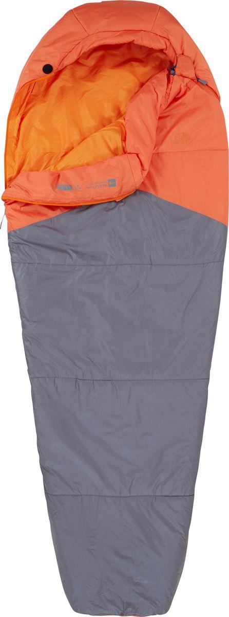 Спальный мешок The North Face Aleutian 40/4, цвет: серый. T92SC1SQ6RH REG