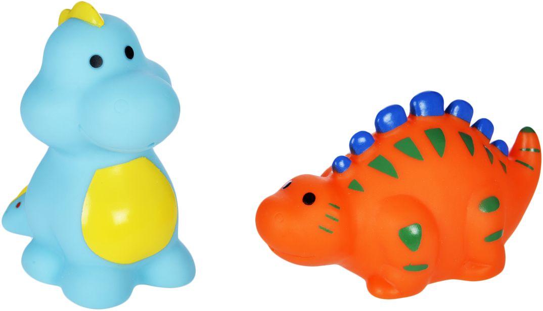 Жирафики Набор для купания Динозаврики игрушки для ванны жирафики набор для купания в пруду