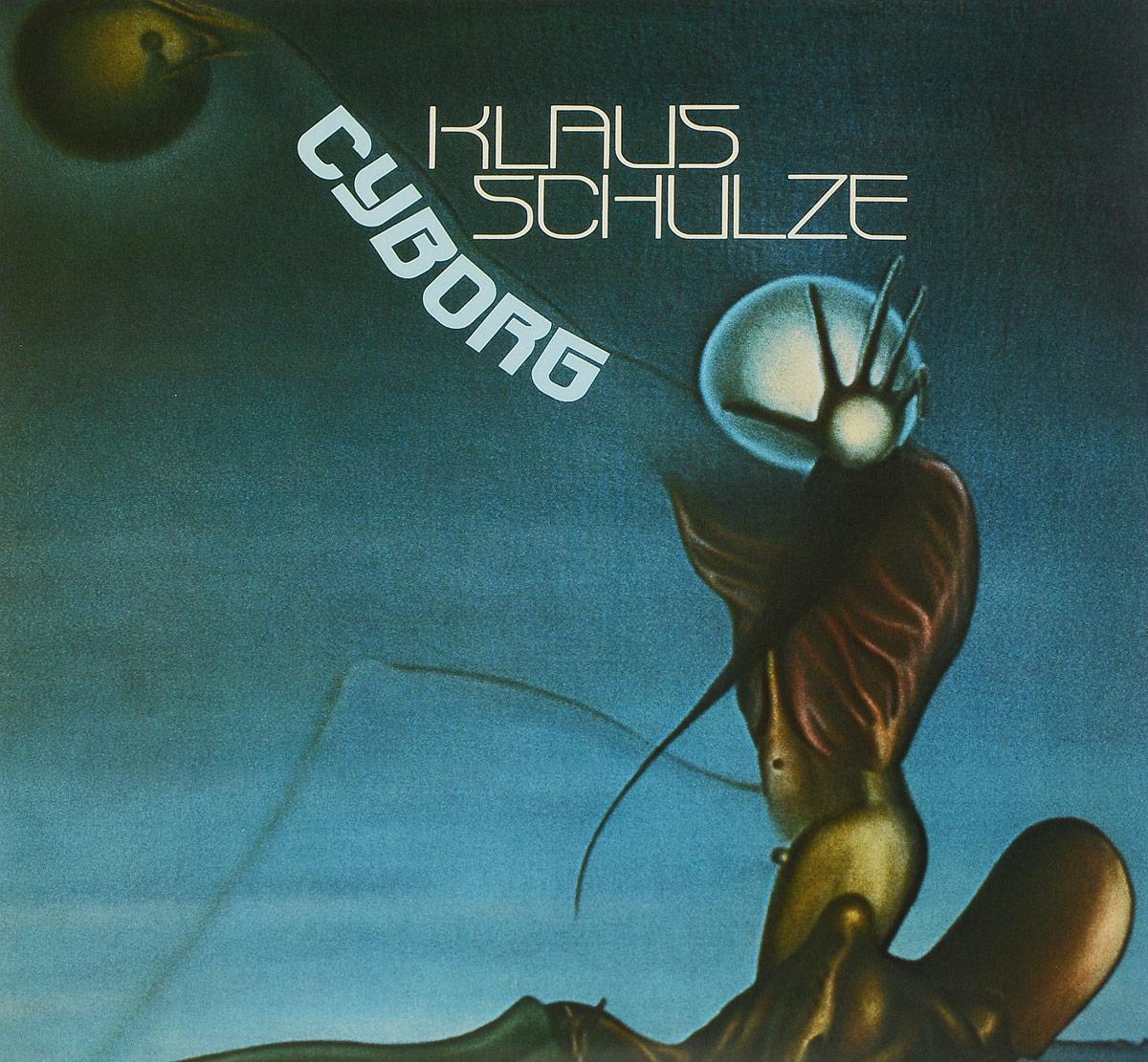 Klaus Schulze. Cyborg (2 LP)