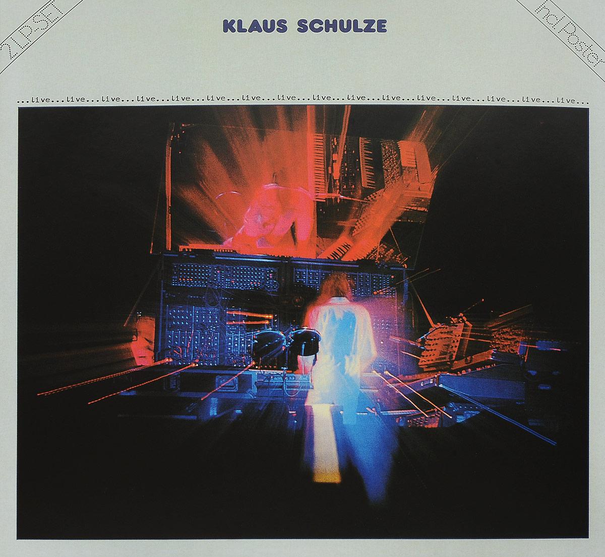 Klaus Schulze. Live (2 LP)