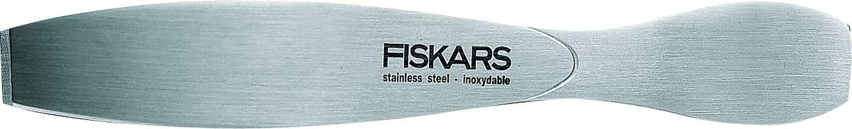 Пинцет-щипцы для удаления костей из рыбы Fiskars Functional Form. Обеспечивают удобный, точный захват рыбных костей. Высококачественная нержавеющая сталь. Можно мыть в посудомоечной машине.