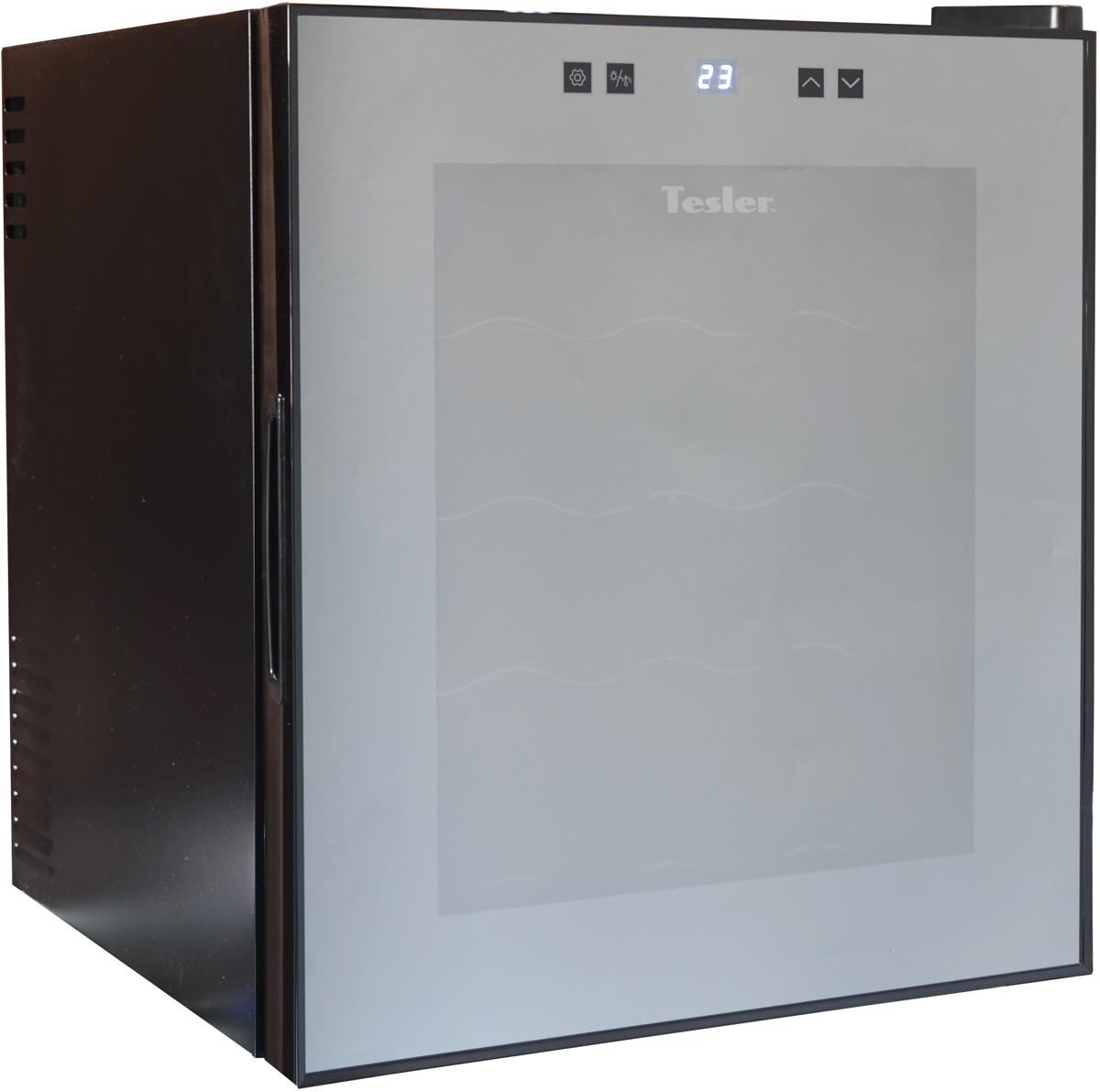 Tesler WCV-160, Black винный шкаф - Холодильники и морозильные камеры