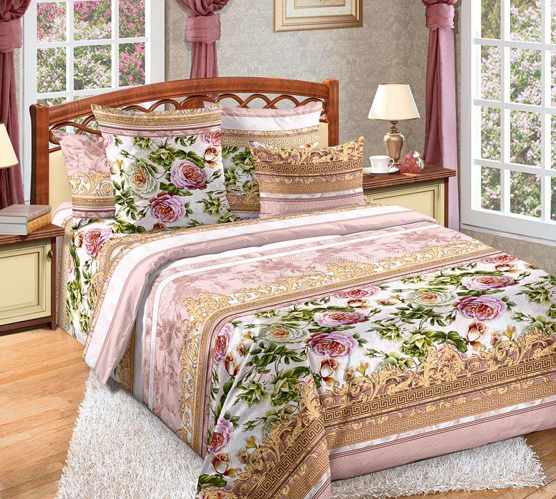 Комплект белья Текс Дизайн Адель, 2-спальный, наволочки 70x70. 2100Б комплект белья текс дизайн леопард 2 спальный наволочки 70x70 2100б