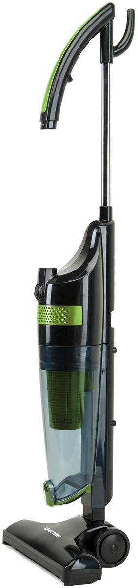 Kitfort КТ-525, Green вертикальный пылесос - Пылесосы